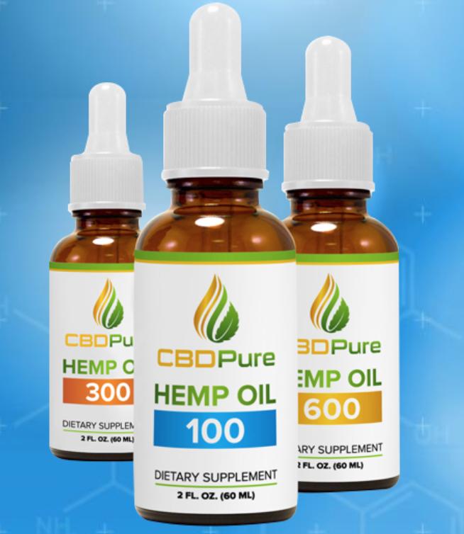 CBD Pure Oil