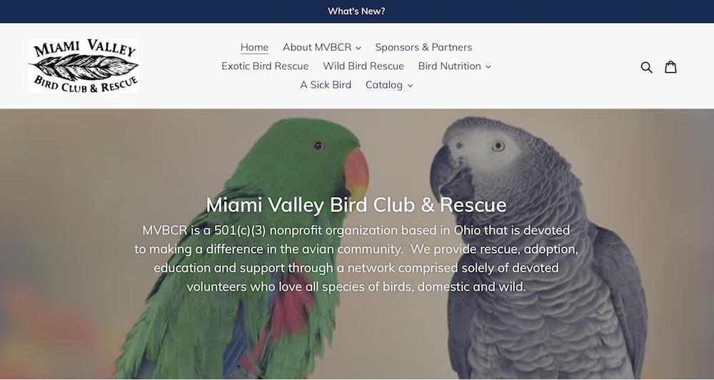 Miami Valley Bird Rescue