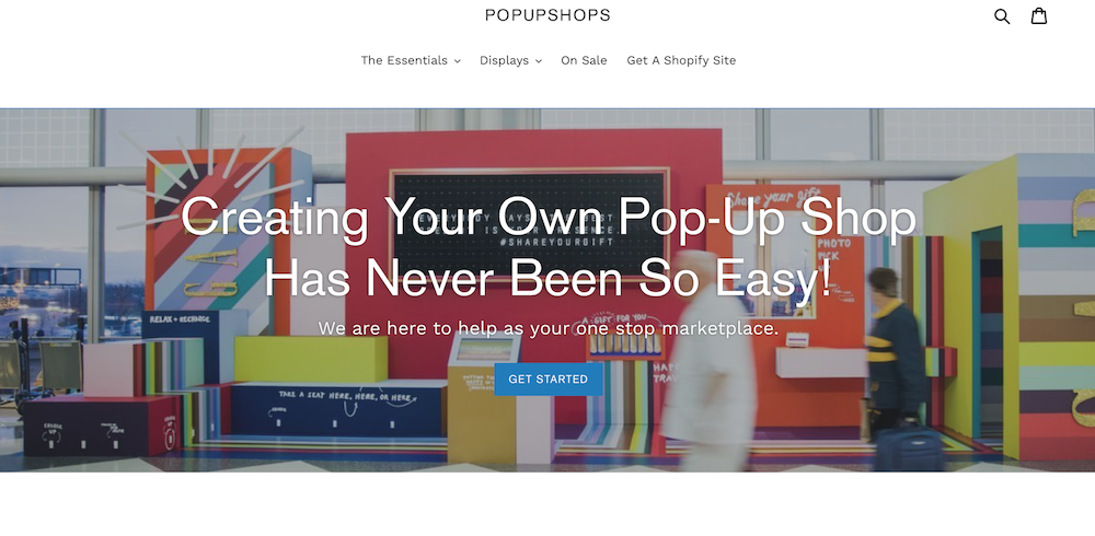 PopUpShops Business