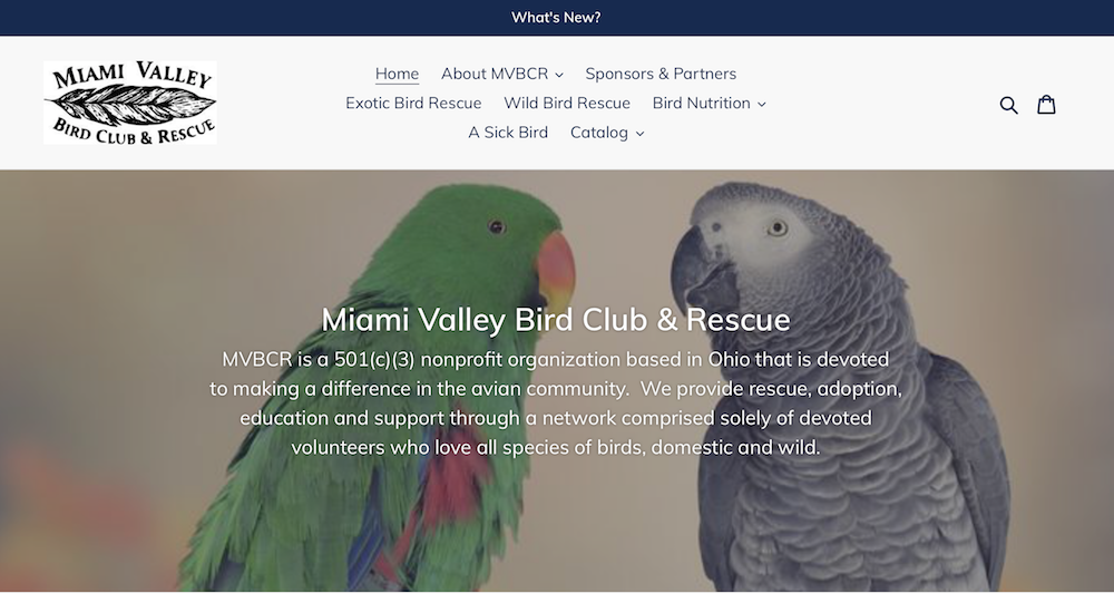 Miami Valley Bird Rescue